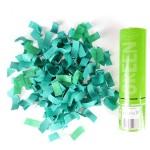 Пневмохлопушка 82N20G Зеленое конфетти, 20 см (бумага)